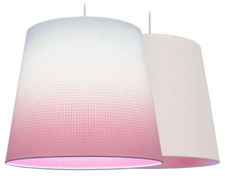 Hanglamp Mist roze taps - Marc Th. van der Voorn