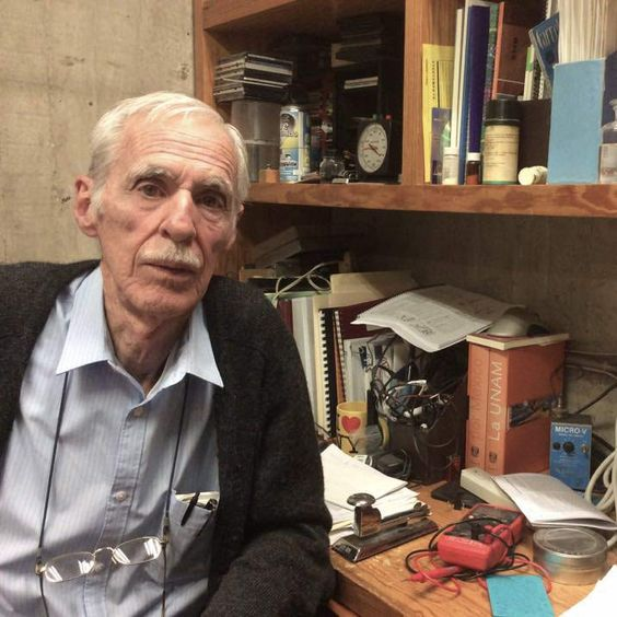 Antonio Peña Díaz, precursor de la investigación Bioquímica en México