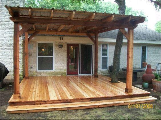 Small Deck Ideas Decorating Porch Design On A Budget Space Saving Diy Backyard Apartment With Stairs Balconies S Decks Backyard Backyard Patio