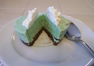 Shelly's Mint Chocolate Chip Protein Ice Cream Cakelettes - #protein #icecream #health #fitness