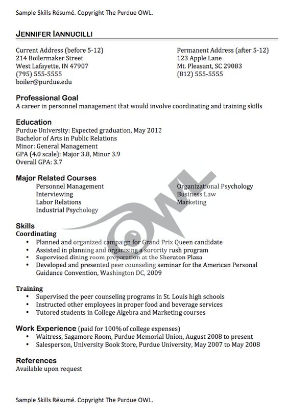 Sample resume skills - http\/\/resumesdesign\/sample-resume - cnc machinist resume samples