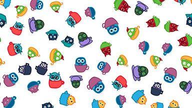 Funny Owls Chromebook Wallpaper Wallpaper Custom Theme Chromebook