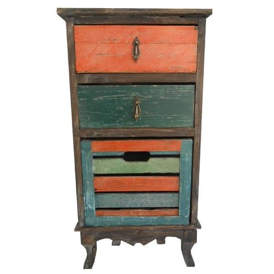 kommode shabby chic bunt m vintage m bel wohnen pinterest b gen schick und shabby chic. Black Bedroom Furniture Sets. Home Design Ideas