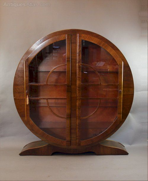 Antiques Atlas Art Deco Walnut