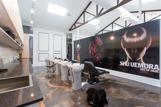 Buy a Beauty And Hair Salon - Impressive From Every Perspective business for sale on Businesses For Sale .com
