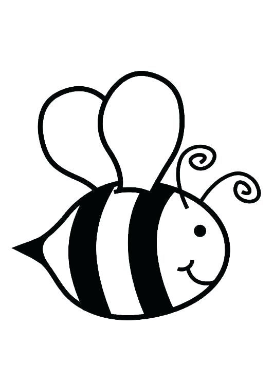 Bee To Color Coloring Bee Coloring Bee To Color Bee Coloring Book Bee To Color Flower Bee Coloring Book Bee Colori Bee Coloring Pages Bee Images Coloring Pages