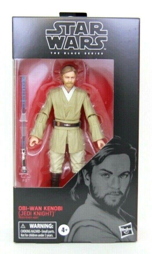 The Black Series Action Figure Obi-Wan Kenobi Jedi Knight Star Wars