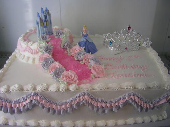 Sheet 01 Cinderella Cake Done By Delriocakes Biz In