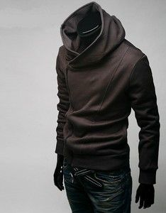 Collection Cowl Neck Hoodie Mens Pictures - Reikian