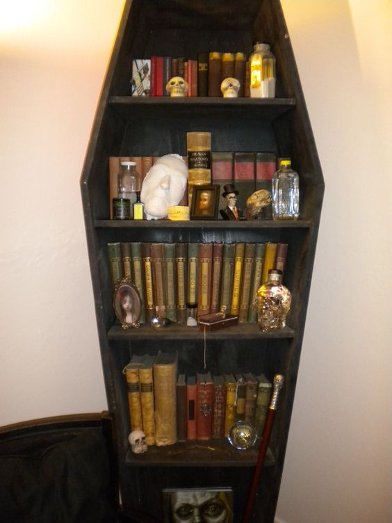 Image result for looking at bookshelf