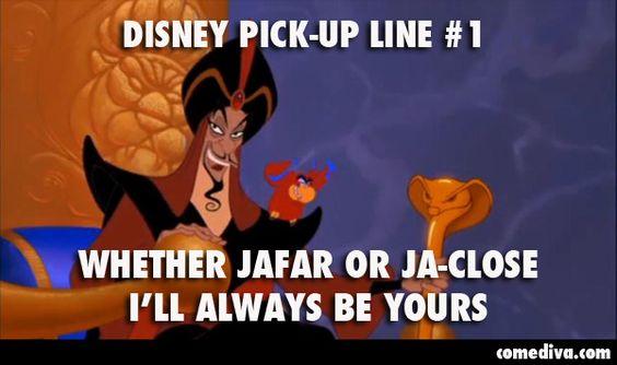 Community Post: Disney Pick-Up Lines