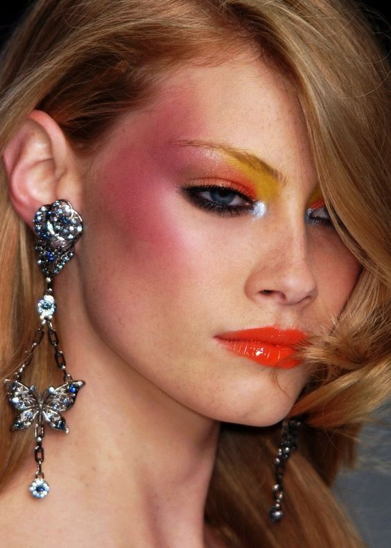 80s Makeup Trends That Will Blow Your Mind Disco Makeup 70s