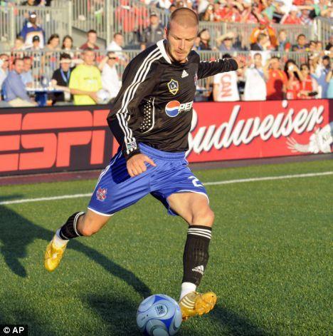Adidas predator powerswerve david beckham