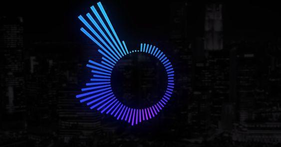 How To Create Reactive Audio Spectrum Waveform Effects In Adobe