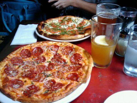 Alibi Room - Pizza
