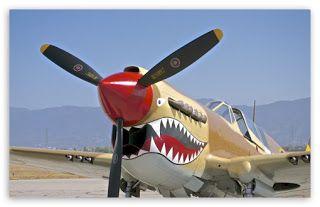 P40 Warhawk Airplane Latest Wallpapers