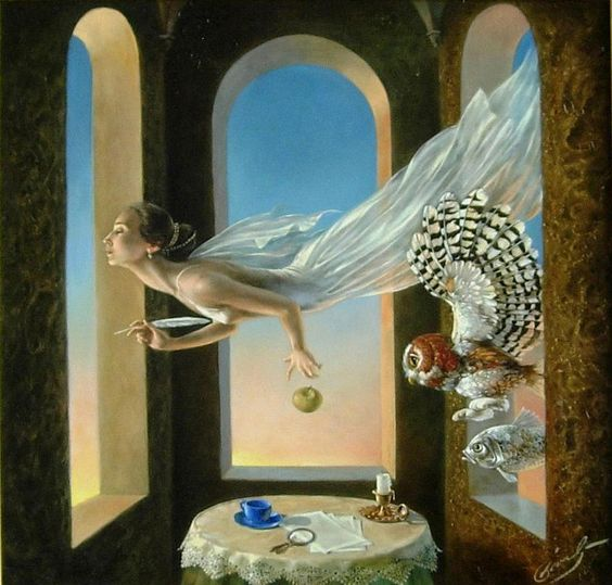 Sense of the Night, Michael Cheval
