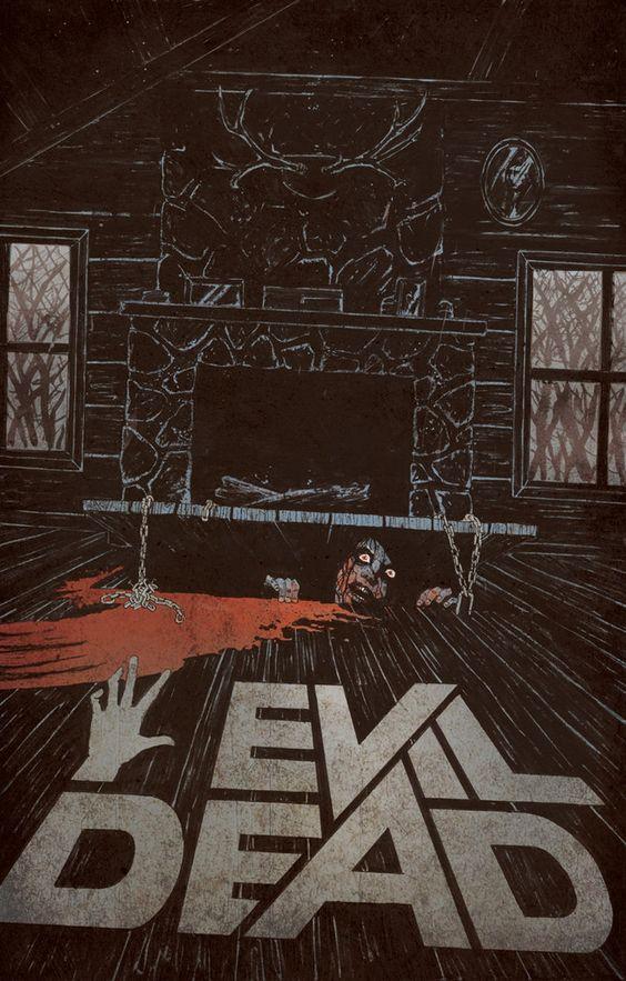 Evil Dead-Tyler Champion----