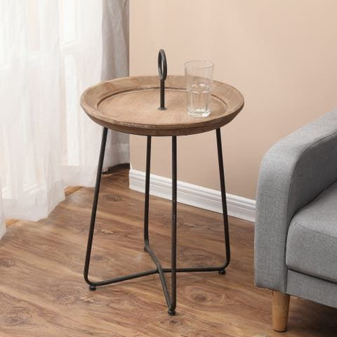 Buy Black Friday Side Tables Online At Overstock Our Best Living Room Furniture Deals Living room table black friday