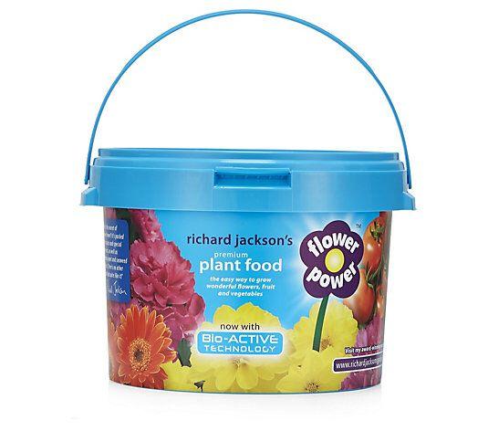 Richard Jackson S 2 4kg Flower Power Plant Food With Bio Active