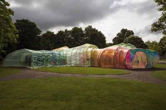 José Selgas-Lucía Cano_Selgas Cano Architecture  Hyde Park_London