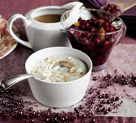 Traditional Bread Sauce to be served with Turkey. Making this tomorrow for Christmas day.