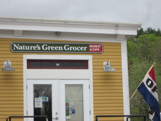 Nature's Green Grocer 374 Union St Peterborough, NH 03458 603-924-2233