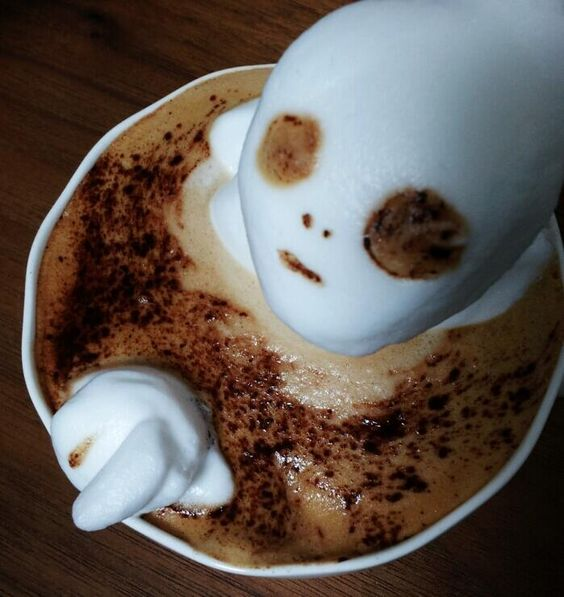 Aliens Exist The Incredible 3D Latte Art By Kazuki Yamamoto Will Amaze You All • Page 5 of 6 • BoredBug