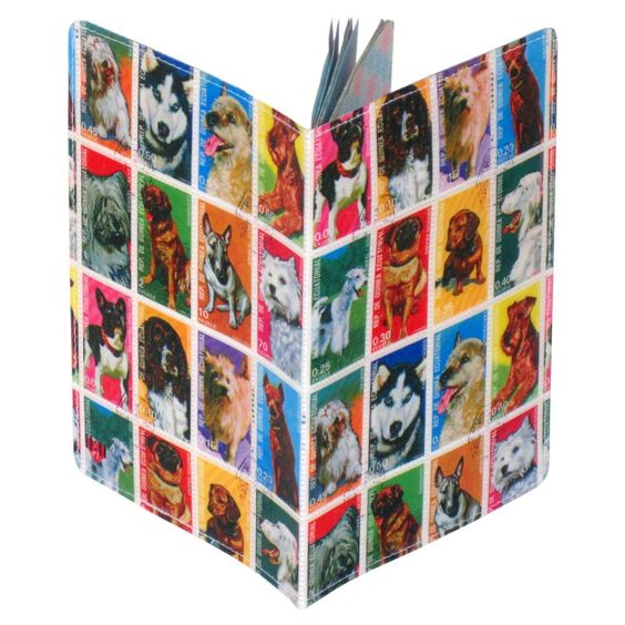 Dog Lovers Passport Holder