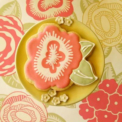Wallpaper cookies from Miette
