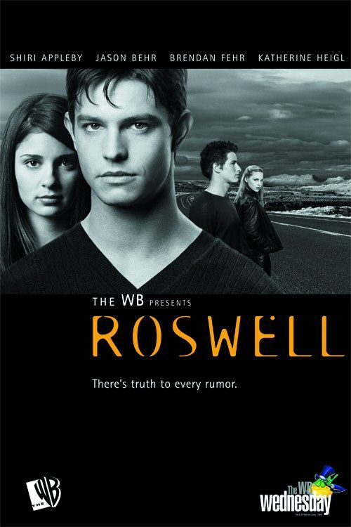 Roswell I have all 3 seasons not enough. ..