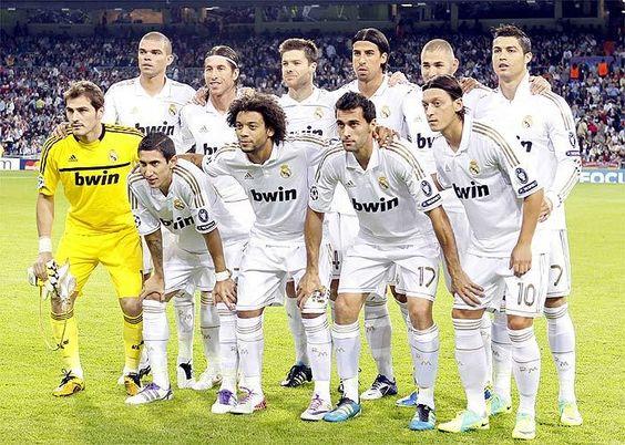 Greatest Team Real Madrid Pinterest Football Club