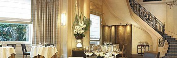 Le Taillevent;  haute cuisine française; a célébration d'un art de vivre raffiné