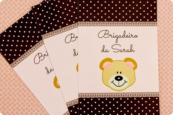 Festa - Xerife - Ursinha - Tuty - Arte & Mimos www.tuty.com.br Que tal usar esta inspiração para a próxima festa? Entre em contato com a gente! www.tuty.com.br #festa #personalizada #party #tuty #ursa #bear