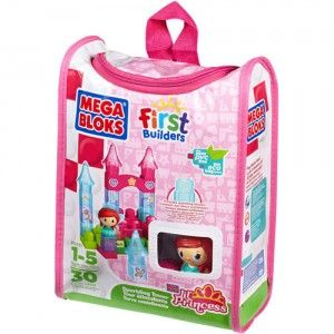First Builders Lil' Princess Sparkling Tower