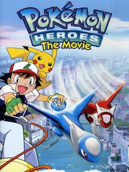 Phim Pokemon Movie 5: Thần Hộ Mệnh Của Thành Phố Nước Latias Và Latios