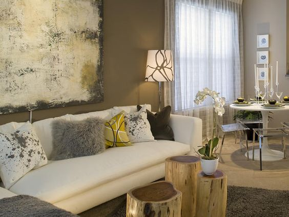 Tips for picking the right paint color >> http://www.hgtv.com/color/10-tips-for-picking-paint-colors/page-2.html?soc=pinterest