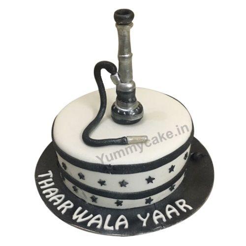 Hookah Cake Birthday Cake For Boyfriend Cake Designs Birthday