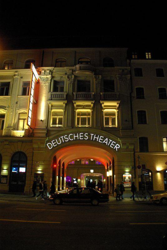 Deutsches Theater Munchen Bavaria Muenchen Munchen Munich Theater Beautiful Camera Art Photography Photographer I Deutsches Theater Theater Munchen