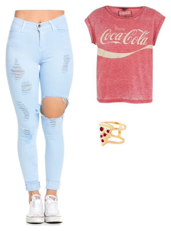 """Summer"" by brooklynhi on Polyvore featuring Glenda López"