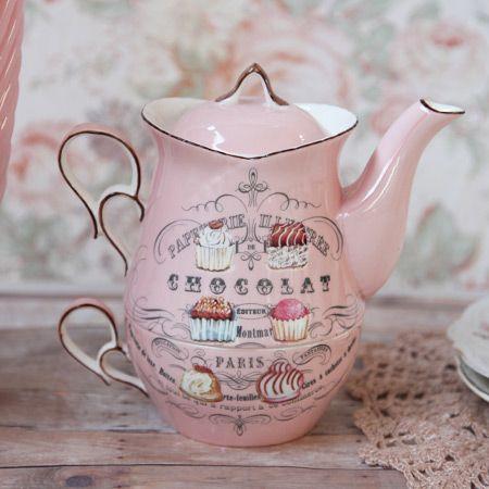 Pretty tea pot <3
