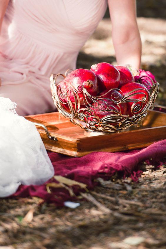 Styled Shoot: Woodland Romance