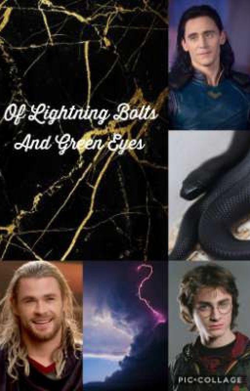 Of Lightning Bolts And Green Eyes Green Eyes Lightning Bolt Harry Green