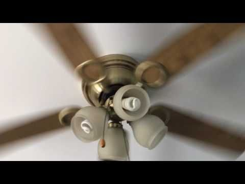 The Ceiling Fans In My House Upstairs Running In Reverse On All Speeds Youtube Ceiling Fan Fan Hampton Bay