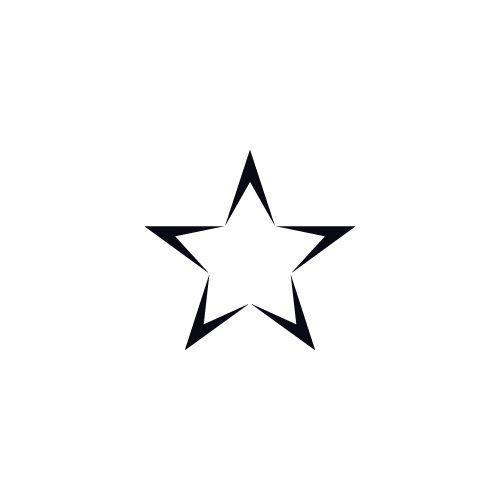 Arrow Star Symbol Free Icon Nautical Star Tattoos Star Outline Free Icons