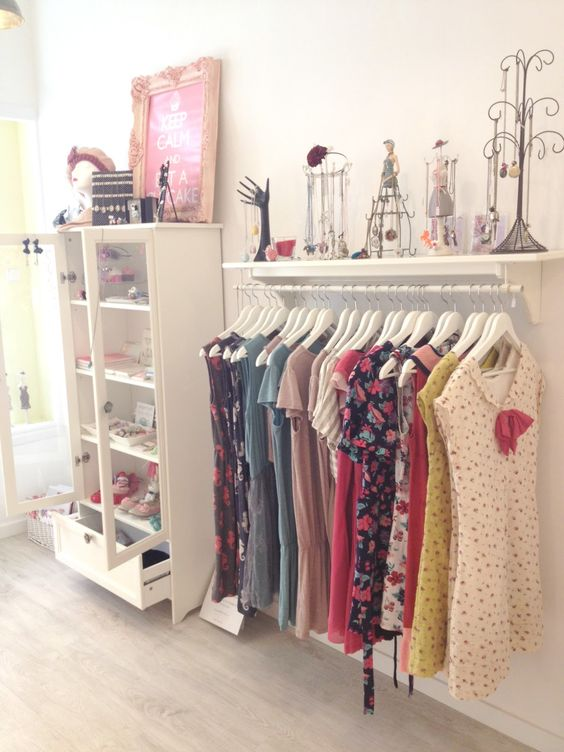 and decor + clothes and accessories shop  Dream Closet  Pinterest