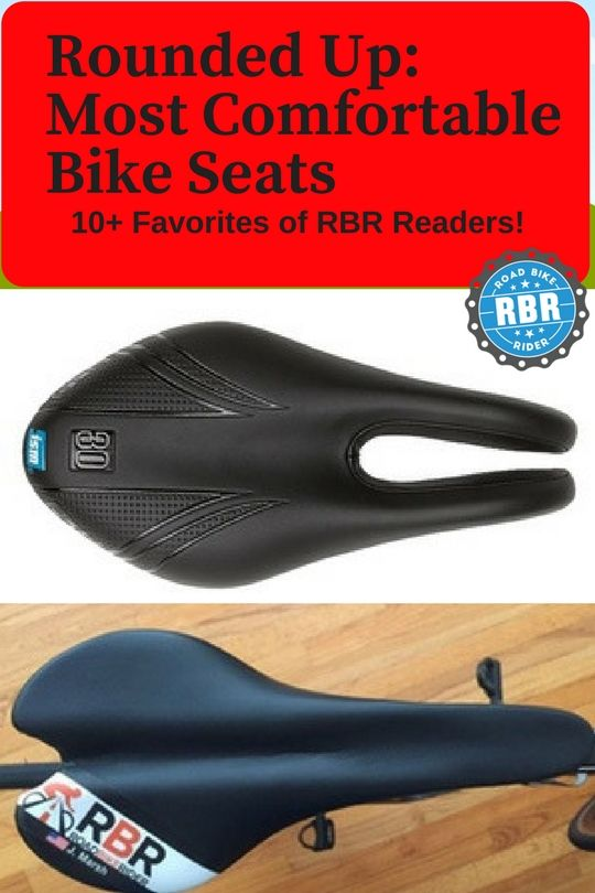 Most Comfortable Road Bike Saddle Rbr Readers Speak Bike Seat