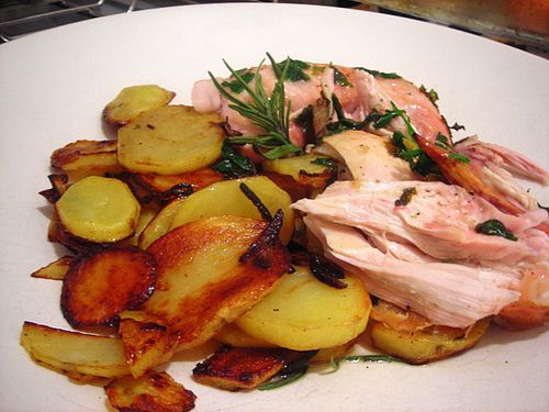 Poussin | Roasts, Potatoes and Butter