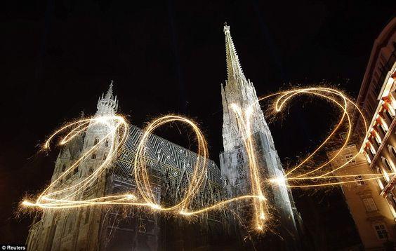 vienna 2012 celebration.....