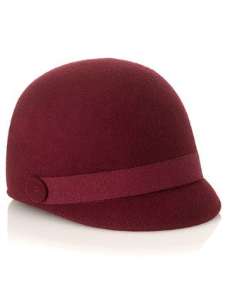 Red Wine Riding Hat | Antonio Marras | Avenue32